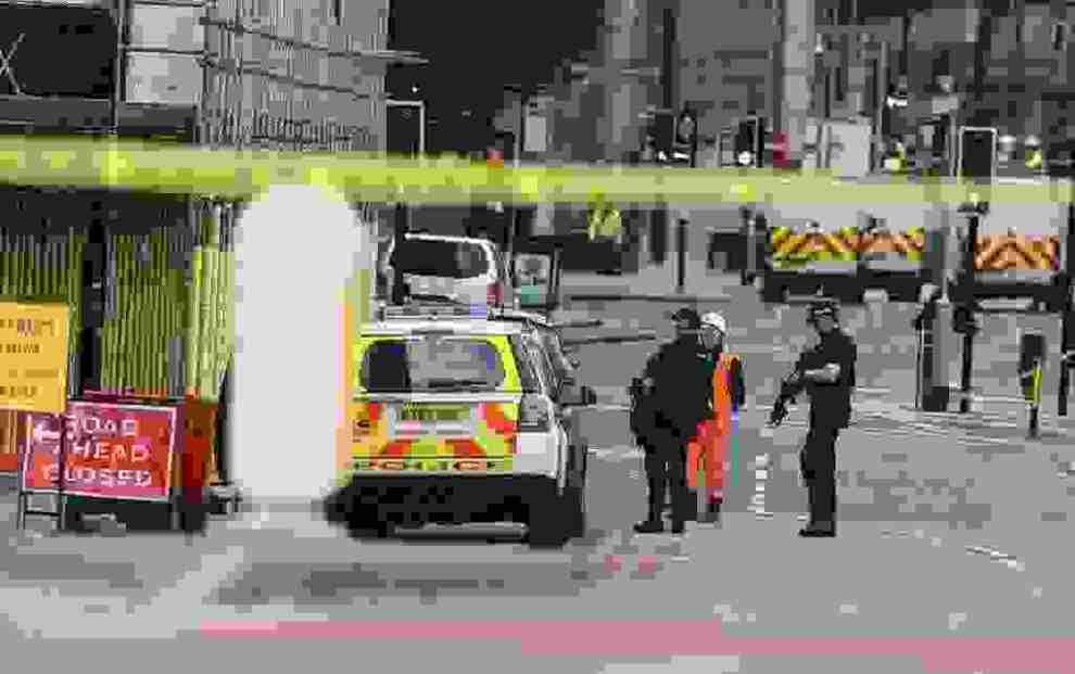 Μάντσεστερ : 4 τραυματισμοί με μαχαίρι από επίθεση σε εμπορικό κέντρο - Ειδήσεις - νέα - Το Βήμα Online
