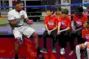 Μεγάλη καμπάνια για να μπει το μποξ στα σχολεία