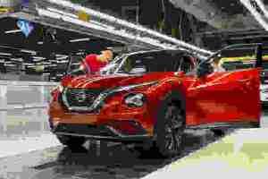Ξεκίνησε η παραγωγή του νέου Nissan Juke