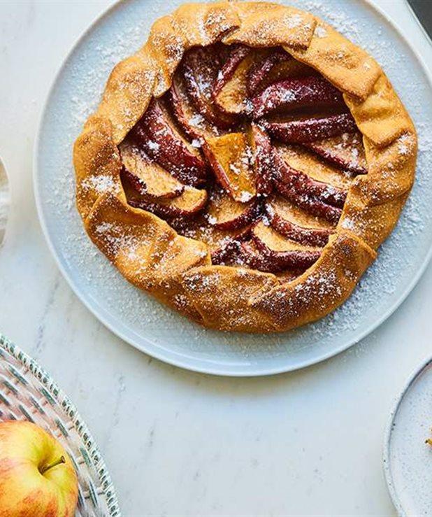 Προδημοσίευση: Το γλυκό της έριδος (Galette με μήλα)