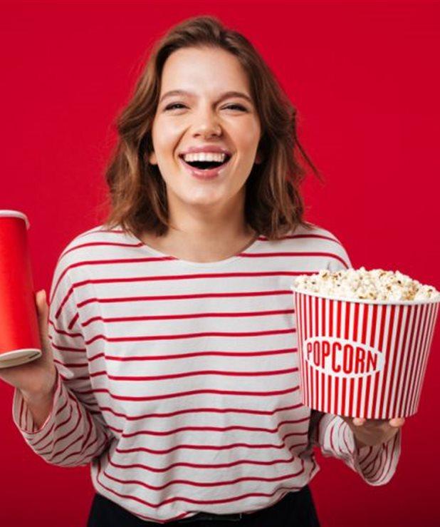Τι να φάτε -και τι να αποφύγετε- στο σινεμά