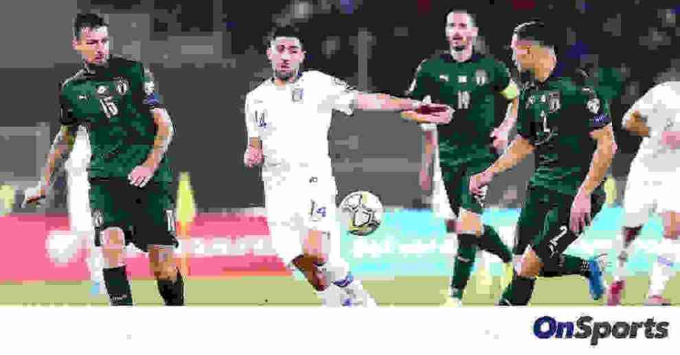 Live Chat Ιταλία-Ελλάδα 2-0