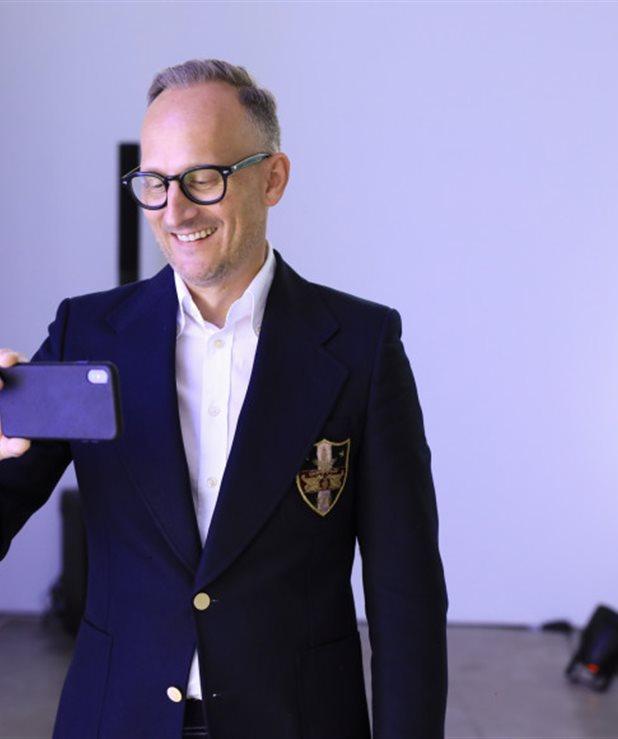 "O Jeremy Muijs, συνιδρυτής της εταιρείας βιολογικών προϊόντων περιποίησης Grown Alchemist, υπόσχεται ""ηθική ομορφιά"""