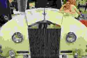 Rolls-Royce του 1961 και Jaguar του 1953 έγιναν ηλεκτροκίνητες