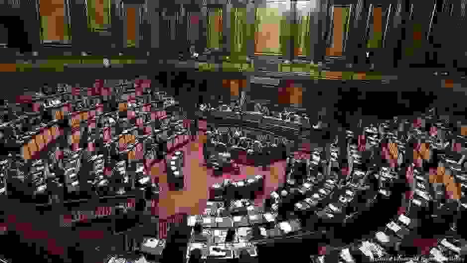 Τριγμοί στη συγκυβέρνηση Κεντροαριστεράς - Πέντε Αστέρων   DW   08.11.2019