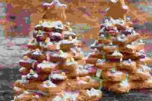 Φτιάξε χριστουγεννιάτικο δέντρο με μπισκότα (και η Shape συνταγή για μπισκότα βουτύρου!) - Shape.gr