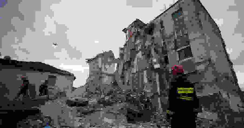 Albania Searches for Survivors After Fearsome Quake
