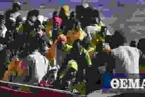 Μαυριτανία: Τουλάχιστον 62 μετανάστες νεκροί σε ναυάγιο