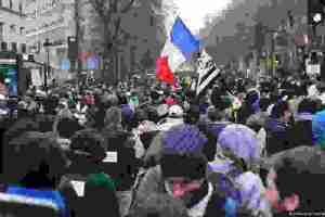 Οι Γάλλοι, οι «άνετες συντάξεις» και ο Μακρόν | DW | 06.12.2019
