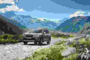 Πέντε αστέρια για το Subaru Forester e-Boxer