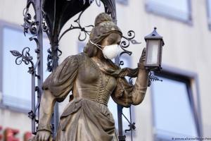 Γερμανία: Υποχρεωτική η χρήση μάσκας για όλους;   DW   31.03.2020