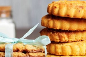 Σπιτικά μπισκότα βουτύρου