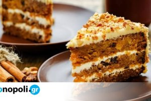 Στην κουζίνα με τα παιδιά#12: Κέικ καρότου - Monopoli.gr