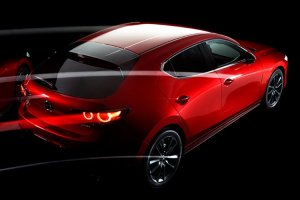 To Mazda 3 πηγή έμπνευσης για τον διάσημο φωτογράφο Rankin