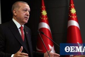 Ερντογάν: Καμία άλλη ανοχή στις επιθέσεις κατά των ζωνών μας στη Συρία