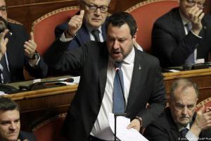 Οι Ιταλοί λαϊκιστές επικρίνουν το Ταμείο Ανάκαμψης   DW   28.05.2020