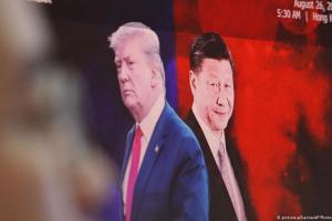 Ο κορωνοϊός «φυτίλι» ανάμεσα σε ΗΠΑ και Κίνα   DW   25.05.2020