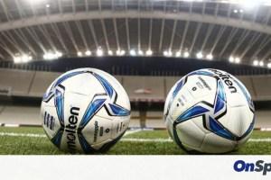 Super League: Το αγωνιστικό πρωτόκολλο και η αντίστροφη μέτρηση για τη σέντρα