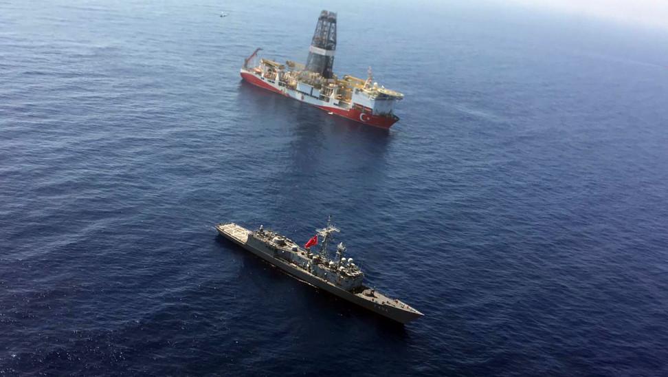 Γενί Σαφάκ: Έρευνες και γεωτρήσεις κάτω από την Κρήτη ξεκινά η Τουρκία - Ειδήσεις - νέα - Το Βήμα Online