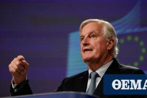 ΕΕ: «Καμία πρόοδος» στις συνομιλίες με τη Βρετανία για τη μετα-Brexit εποχή