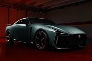 Κυκλοφόρησε το GT-R 50 του 1 εκατομμυρίου