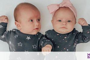 Μαμά διδύμων βγάζει τα μωρά της τις πιο απίθανες φωτογραφίες (pics)