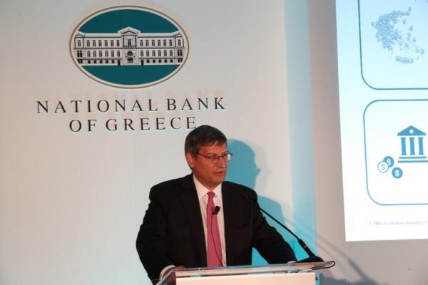 Μυλωνάς: Τα κόκκινα δάνεια μειώθηκαν κατά 5,3 δισ. ευρώ