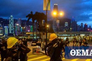 Νόμο - απάντηση στις διαδηλώσεις του Χονγκ Κονγκ ψήφισε η βουλή της Κίνας