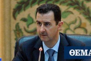 Ο Μπασάρ Αλ Άσαντ απέπεμψε τον πρωθυπουργό της Συρίας