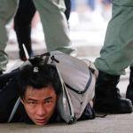Αντιμέτωπο με τη διεθνή κοινότητα το Πεκίνο για τις συλλήψεις διαδηλωτών στο Χονγκ Κονγκ
