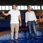 Αυγενάκης: Συναντήθηκε με αθλητικά σωματεία και φορείς στη Λάρισα