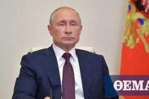 Επικοινωνία Πούτιν - Ζελένσκι: Θέλουν εκεχειρία στην ανατολική Ουκρανία, αλλά οι διαφωνίες παραμένουν