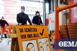 Η Αυστρία ετοιμάζεται να επαναφέρει την υποχρεωτική χρήση της μάσκας στα σούπερ μάρκετ