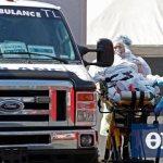 Κορωνοϊός - ΗΠΑ: 442 θάνατοι και σχεδόν 60.000 νέα κρούσματα το τελευταίο 24ωρο