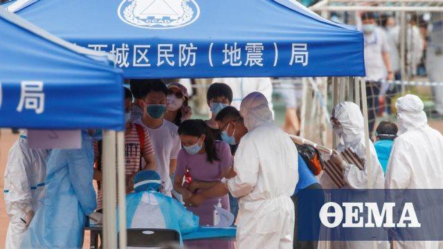 Κορωνοϊός - Κίνα: Για τρίτη μέρα πάνω από 100 νέα κρούσματα