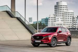 Νέο Mazda CX-5:  Ακόμα πιο διασκεδαστικό και με «κοφτερή» όσο ποτέ άλλοτε, οδηγική συμπεριφορά