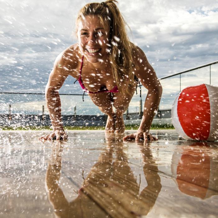 Νερό και προπόνηση: Πόσο νερό να πίνεις όταν ασκείσαι και τι σου προσφέρει - Shape.gr