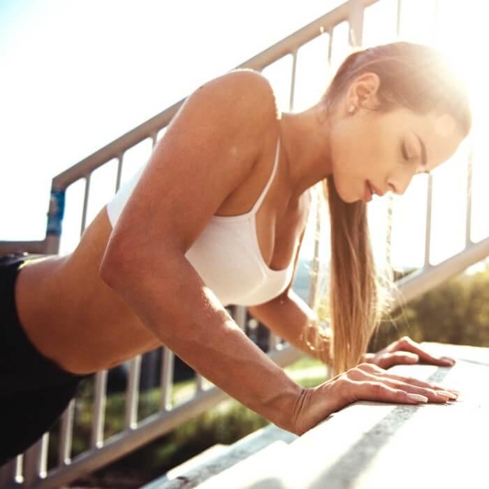 Οι ασκήσεις ενδυνάμωσης χωρίς βάρη που κάνουν και οι κορυφαίοι αθλητές (Κύκλος 2ος) - Shape.gr