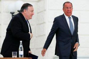 Πομπέο – Λαβρόφ εξετάζουν το ενδεχόμενο συνόδου των πέντε μεγάλων δυνάμεων