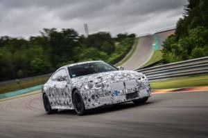 Τελικές δοκιμές για τις νέες BMW σειράς Μ