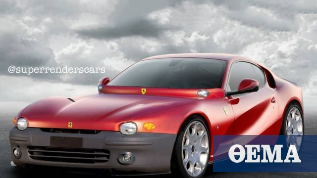 H πιο αηδιαστική Ferrari που έχουμε δει!