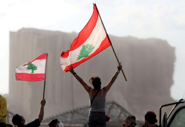 Βηρυτός: Οι εκρήξεις πυροδότησαν πολιτικές εξελίξεις