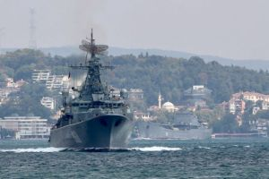 Γερμανία: Αποπλέει η φρεγάτα «Αμβούργο» για την Αν. Μεσόγειο