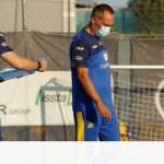 Γιώργος Δώνης: «Έχω καλό προαίσθημα για τη Μακάμπι» (video+photos)