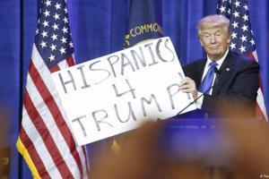ΗΠΑ: Ρυθμιστές οι ισπανόφωνοι στις εκλογές | DW | 24.08.2020