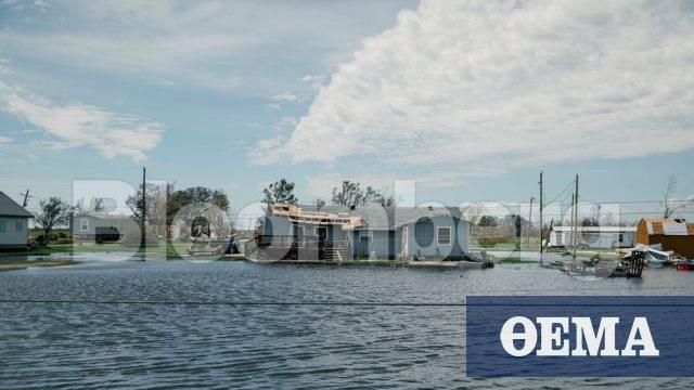 ΗΠΑ: Στα 12 δισ. δολάρια ο λογαριασμός από τις ζημιές του τυφώνα Λόρα