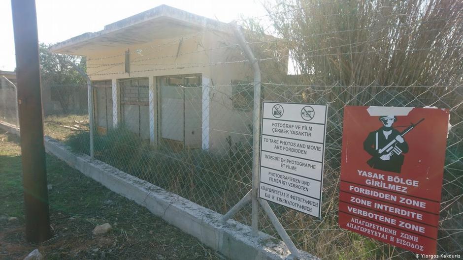 Η Αμμόχωστος το επόμενο θύμα του άλυτου Κυπριακού | DW | 13.08.2020