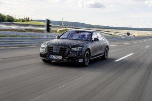 Η νέα «έξυπνη» Mercedes S-Class