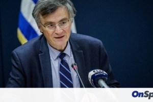 Κορονοϊός: Εκτάκτως στη Θεσσαλονίκη ο Τσιόδρας - Πάνω από 30 κρούσματα σε οίκο ευγηρίας