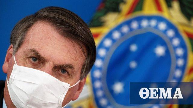 Κορωνοϊός: Όσο παραμένει σε επικίνδυνο επίπεδο η επιδημία στη Βραζιλία τόσο αυξάνεται η δημοτικότητα του Μπολσονάρου
